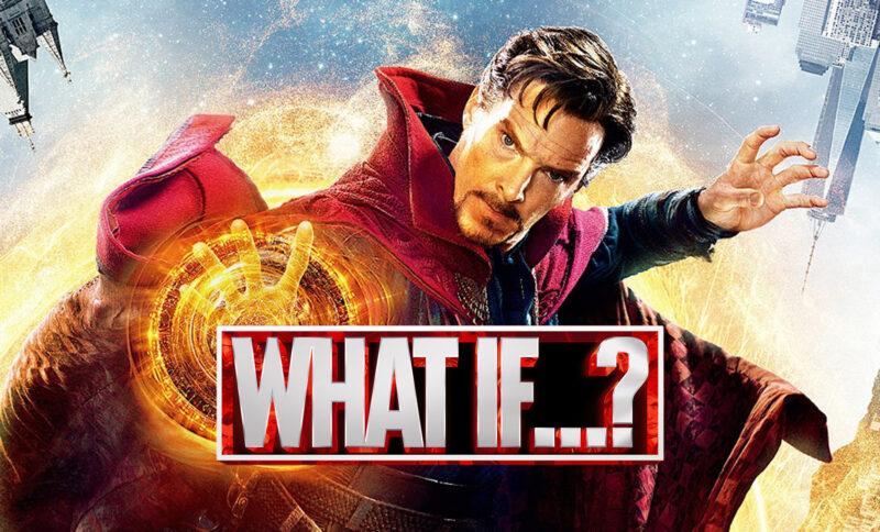 what if doctor strange