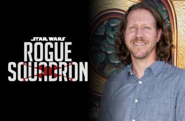 rogue squadron writer