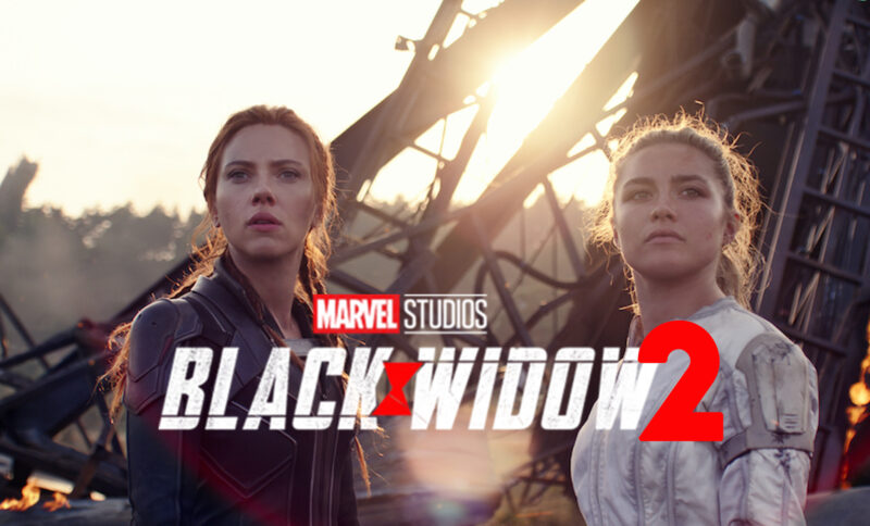 black widow sequel