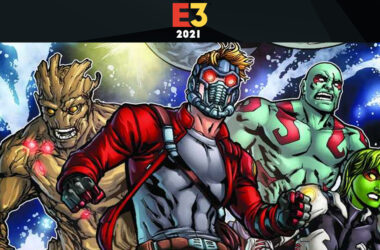 e3 guardians of the galaxy