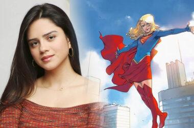 the flash supergirl set photos