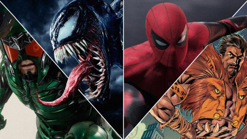 mcu spiderman black suit