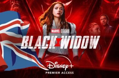 black widow early release uk