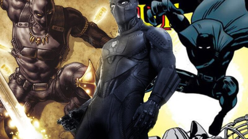 avengers black panther outfit