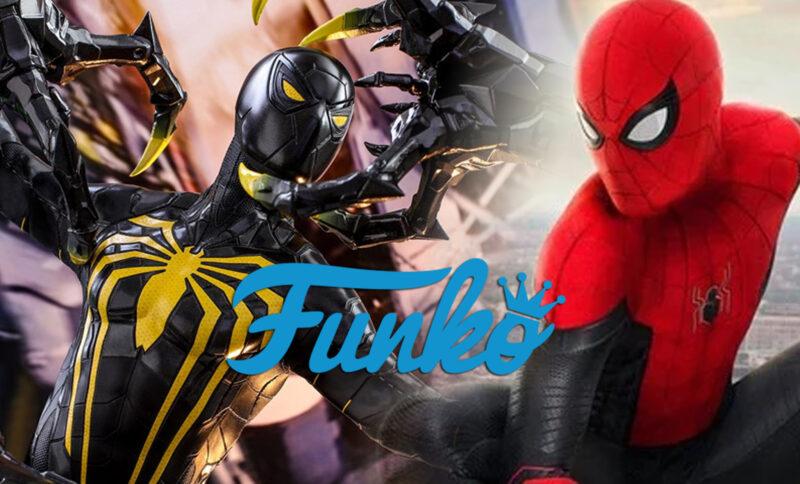 spider man no way home funko pop