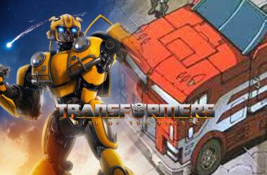 transformers set photos