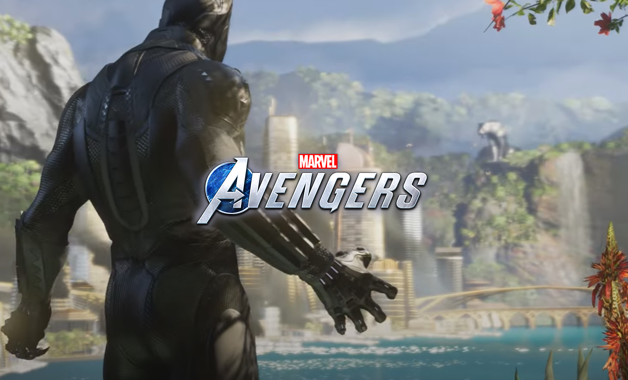 avengers game black panther