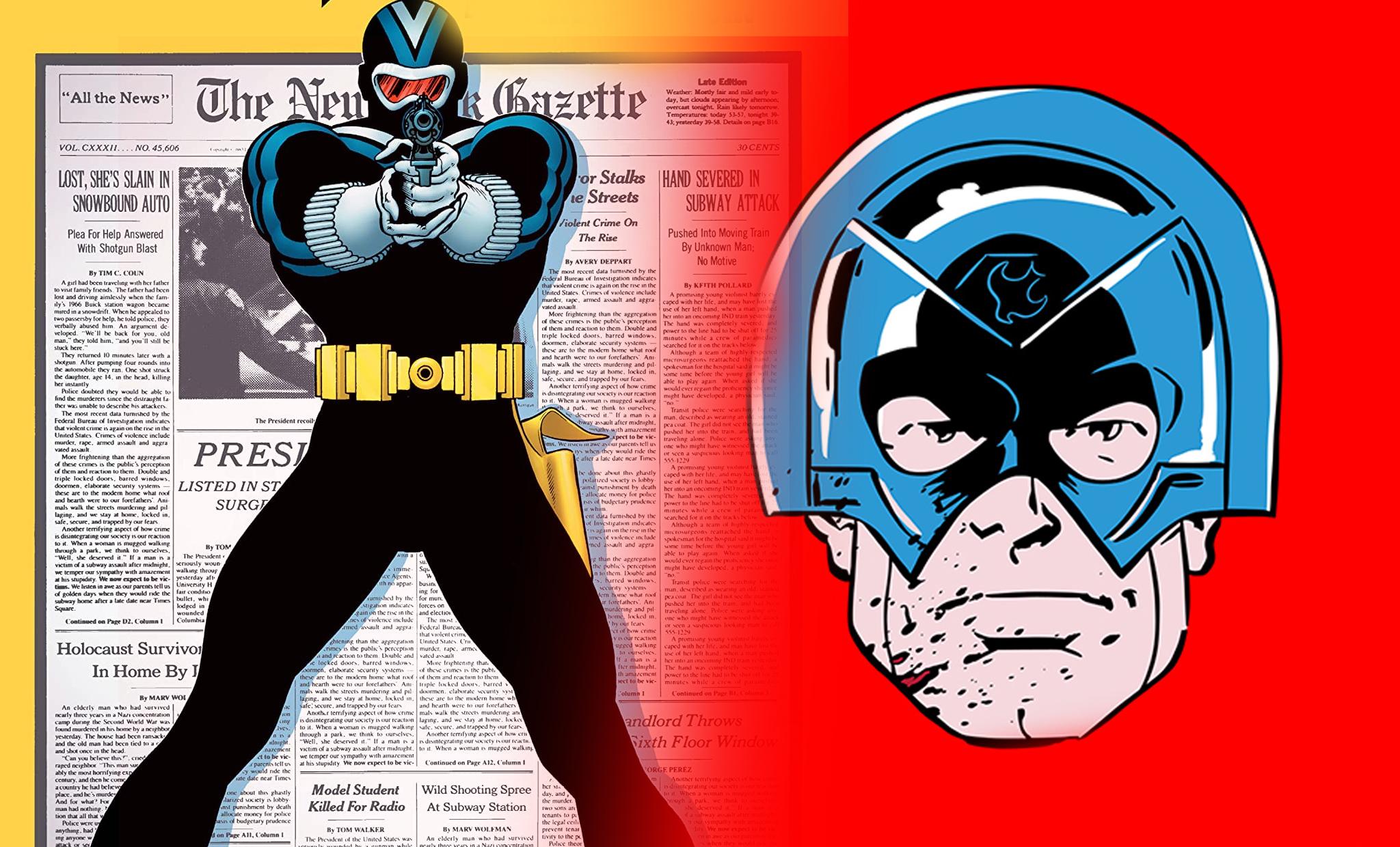 peacemaker vigilante