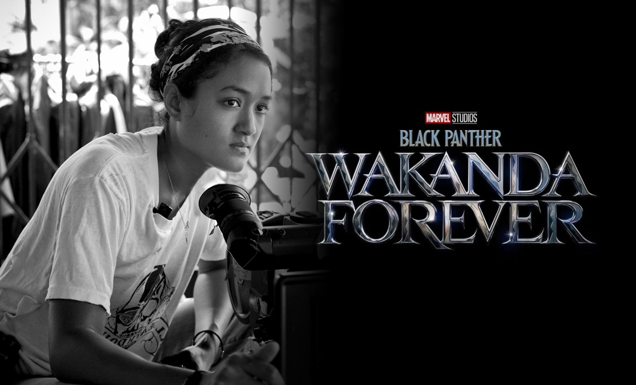 black panther 2 cinematographer