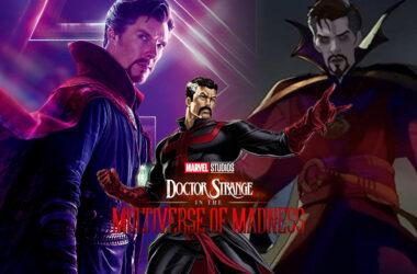 doctor strange variants