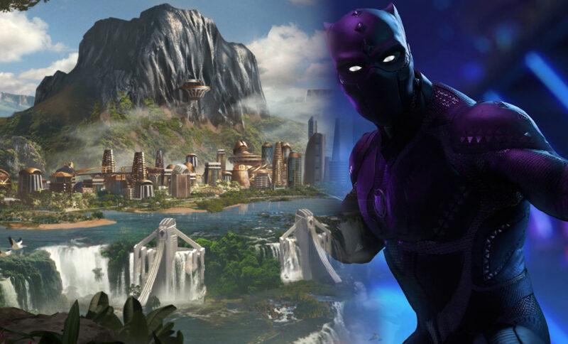 avengers game wakanda