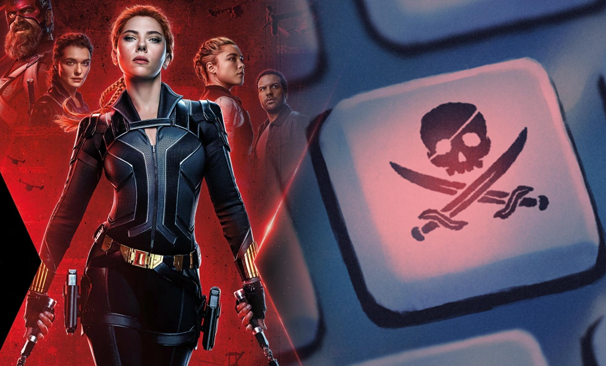 black widow piracy