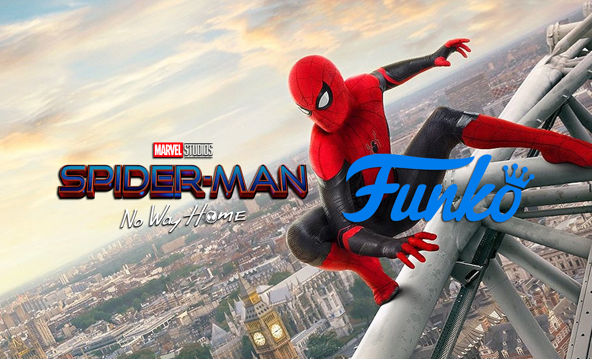 spider man no way home funko