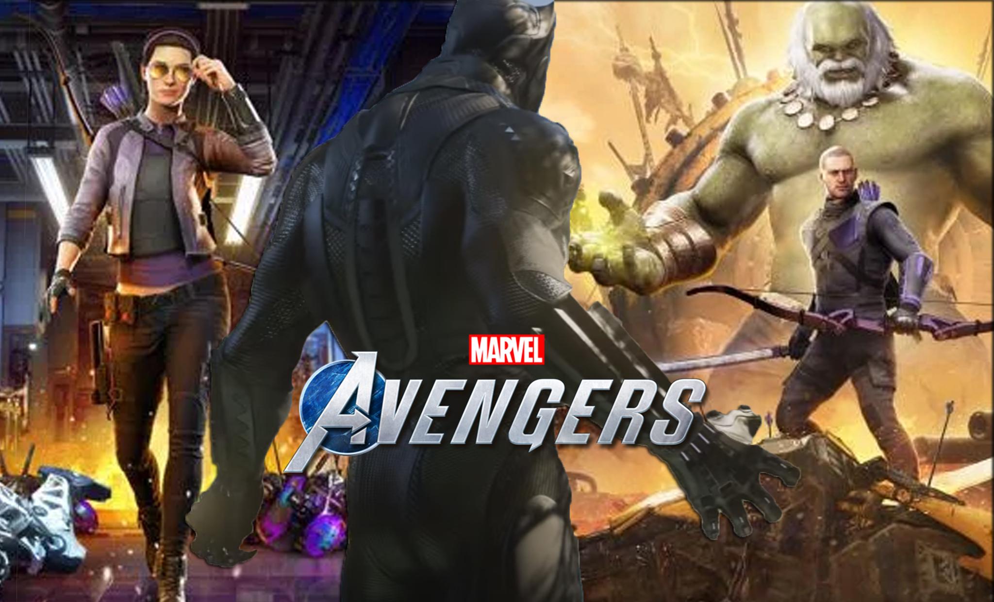 avengers war for wakanda length