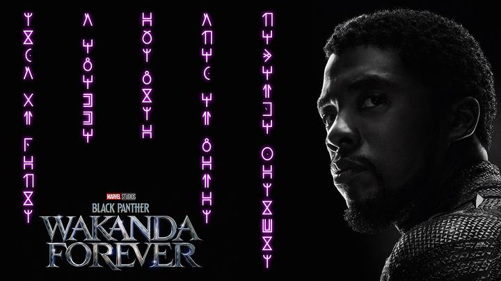 black panther tribute