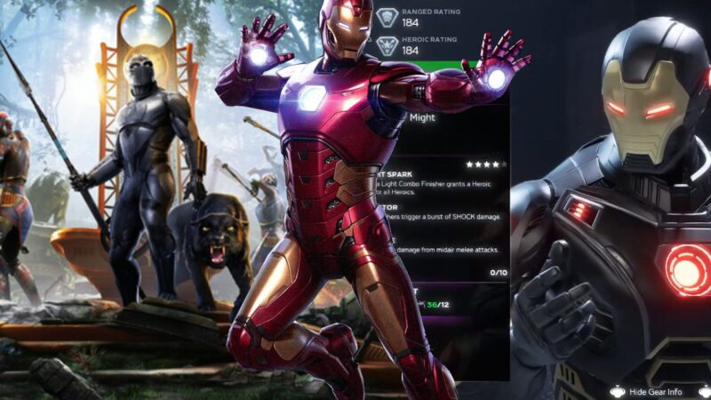 avengers game relaunch
