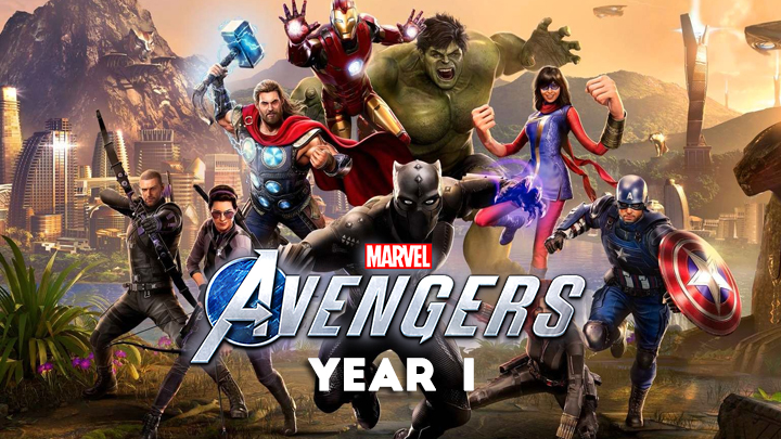 avengers game year 1
