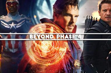 marvel studios beyond phase 4