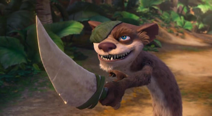 ice age spinoff