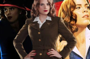 agent carter canon