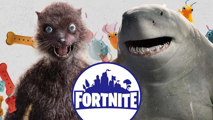 fortnite king shark