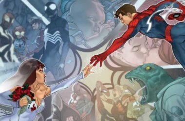 spiderman no way home comics