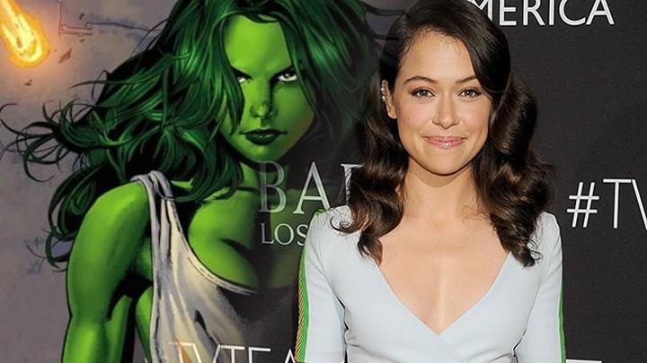 she hulk production