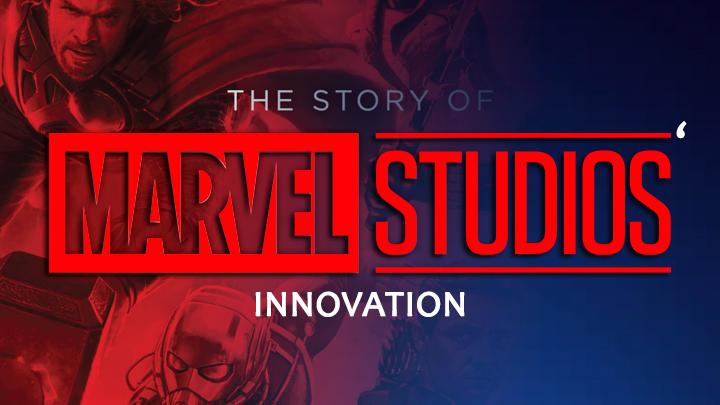 marvel studios innovation