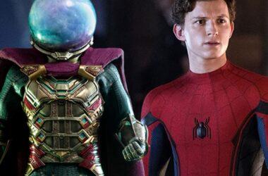 spiderman 3 mysterio