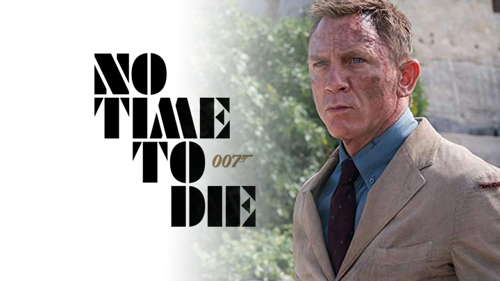 no time to die trailer