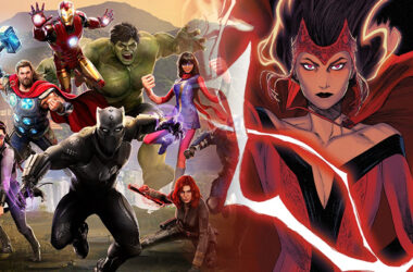 avengers game scarlet witch