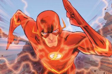 the flash suit