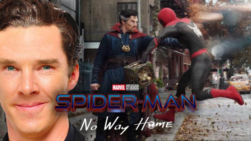 spider man no way home benedict cumberbatch