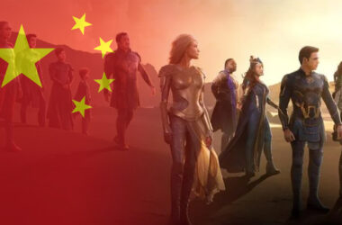 eternals china