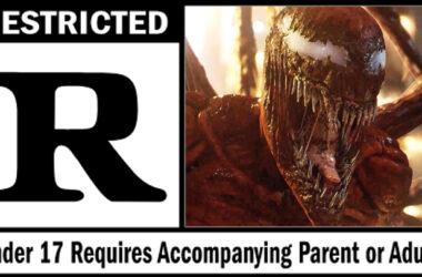 venom 2 r rated