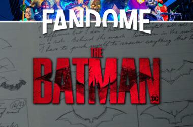 the batman behind the scenes