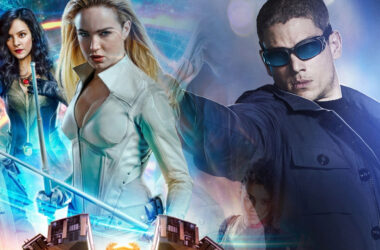 legends of tomorrow 100th